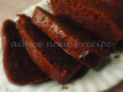 Recipe Steamed caramelized sugar cake