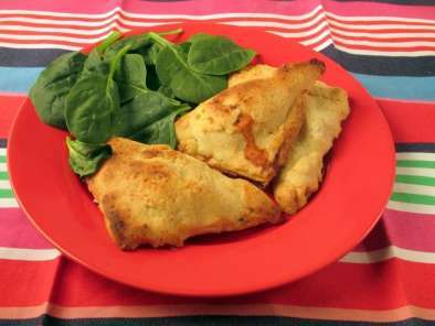 Recipe Smoked salmon pirogues