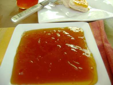 Recipe Orange marmalade