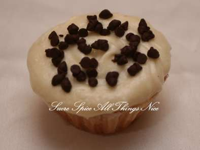 Recipe Vanilla cupcakes with cream cheese icing