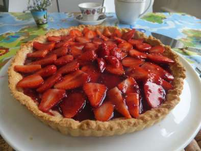 Recipe Strawberry tart