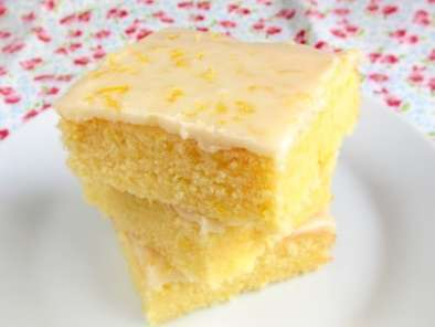 Recipe Lemon brownies