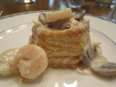 Recipe Seafood newburg (visit site!)