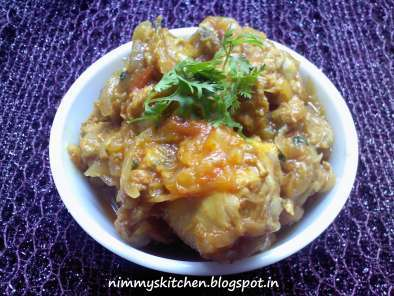 Recipe Chicken curry