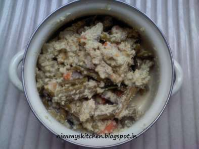 Recipe Avial (traditional kerala dish)