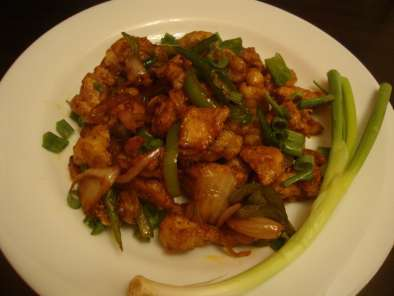 Recipe Chilli chicken dry