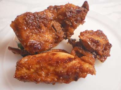 Recipe Spicy pan fried chicken recipe