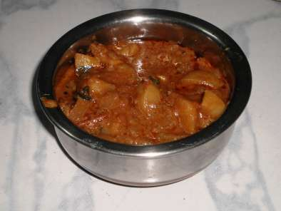 Recipe Potato masala recipe/aloo masala curry