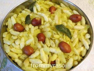 Recipe Oil free chivda