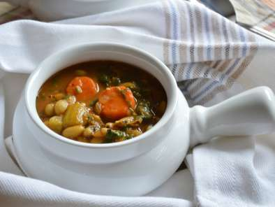 Recipe Lobhia (Black Eyed Peas Stew)