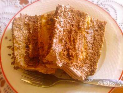 Recipe Mocha chocolate coffee cake