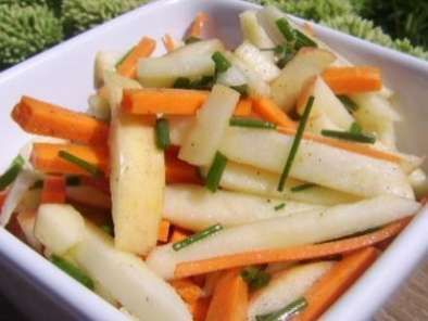 Recipe Apple and carrot salad