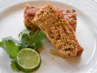 Recipe Mexican turkey meatloaf