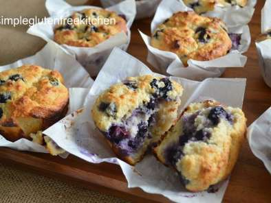 Recipe Blueberry ricotta muffins