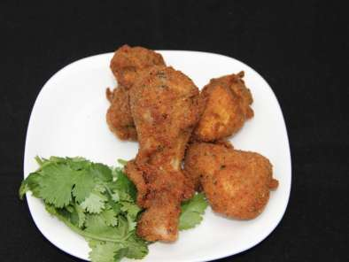 Recipe Trini style fried chicken