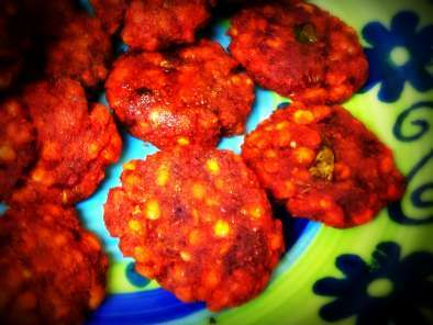 Recipe Beetroot vada