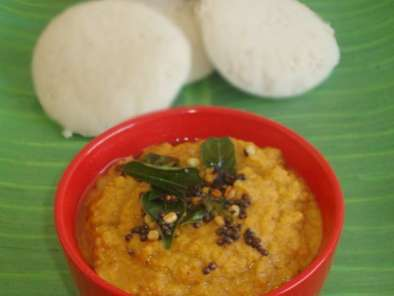 Recipe Cabbage chutney / side dish for idli / dosa