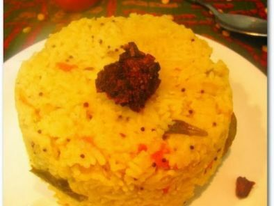 Recipe Arisi Paruppu Sadam - Dal Rice Recipe - Tamil Variety Rice Recipes