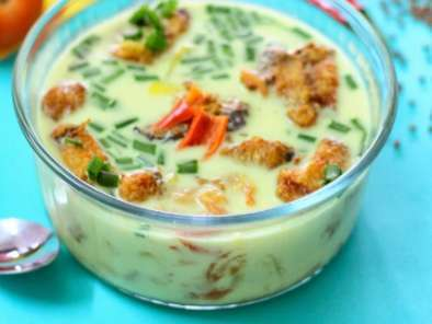 Recipe Fish sodhi (fish in coconut milk gravy)