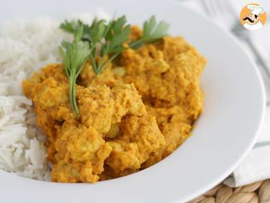 Recipe Chicken curry with coconut milk - video recipe !