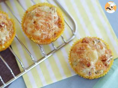 Recipe Appetizers muffins - video recipe !
