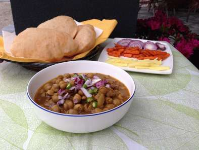 Recipe Chole bhature- the popular food duo