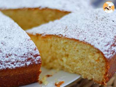 Recipe French yogurt cake - video recipe !