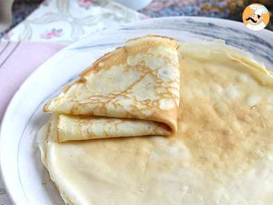 Recipe French crepes, the real recipe - video recipe !