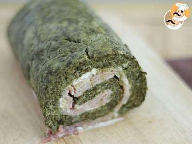 Recipe Spinach rolls - video recipe !