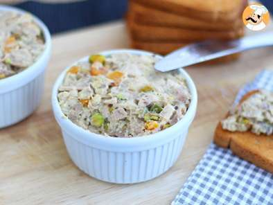 Recipe Chicken pate with pistachios - video recipe !
