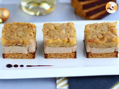Recipe Foie gras tatins - video recipe !