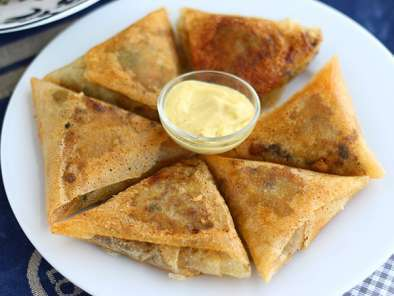 Recipe Beef samosas - video recipe !