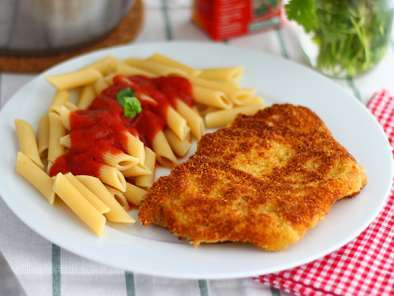 Recipe Veal milanese - video recipe !