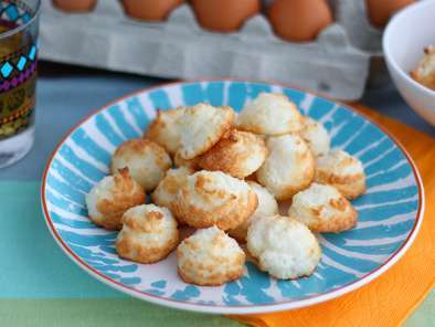 Recipe Coconut rochers - video recipe !