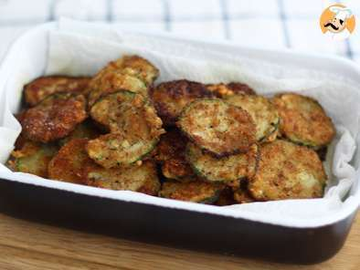 Recipe Zucchini crisps - video recipe!