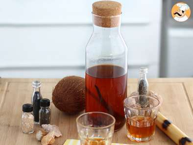 Recipe Infused rum, vanilla and cinnamon - video recipe!