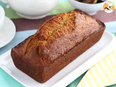 Recipe Banana bread - video recipe!