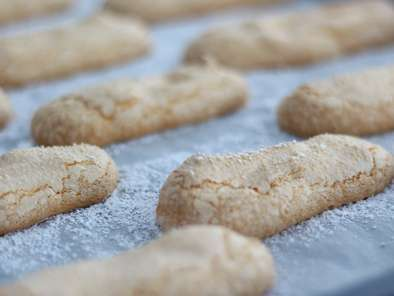 Recipe Lady fingers - video recipe!