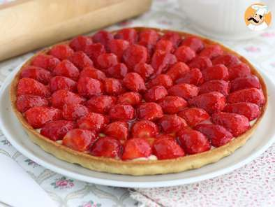 Recipe Strawberry tart - video recipe!