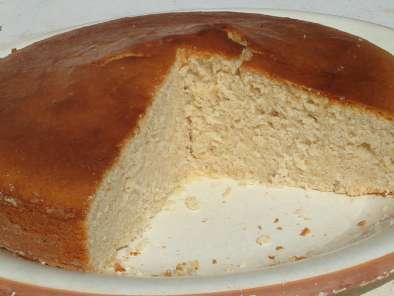 Recipe Goat milk yogurt cake, cardamom and coconut butter