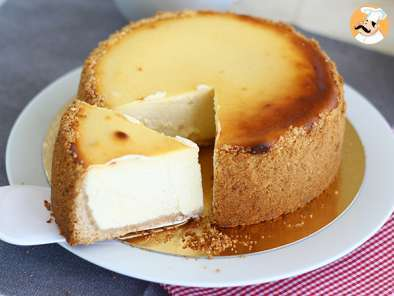 Recipe New-york cheesecake