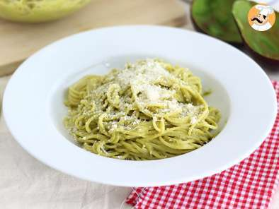 Recipe Avocado carbonara