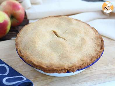 Recipe Apple pie, the classic