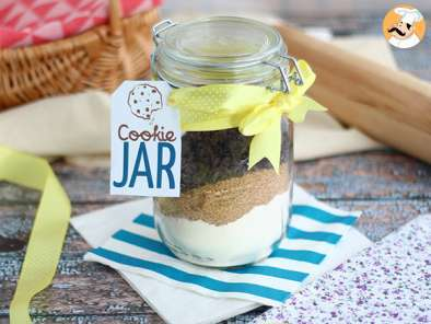 Recipe Cookie jar, a gift for cookies lovers