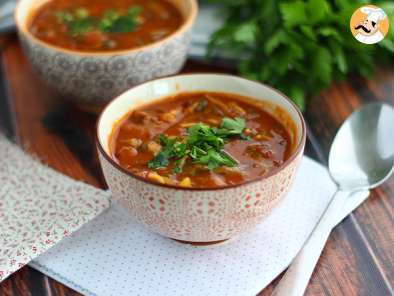 Recipe Harira, the ramadan soup