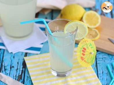 Recipe Easy homemade lemonade