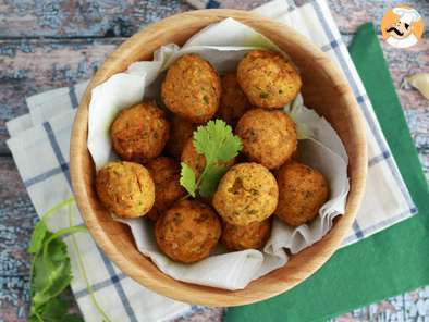 Recipe Falafel, a quick and easy recipe