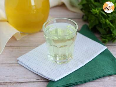 Recipe Homemade mint syrup