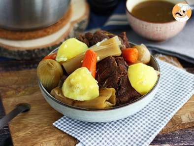 Recipe Pot-au-feu, the french stew