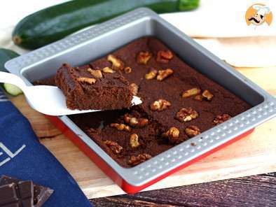 Recipe Zucchini brownies